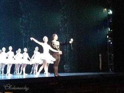English National BalletのSwan Lakeを観る♪_f0238789_04310.jpg