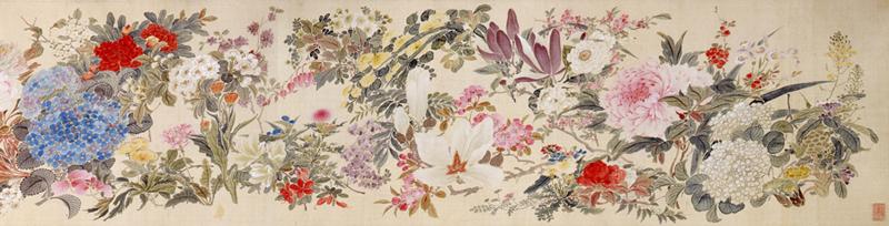 山種美術館 「花と鳥の万華鏡」展 に行きました_b0131795_011151.jpg