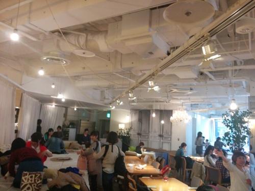 子連れカフェ、代官山チャノマにてランチ_e0123104_11355884.jpg