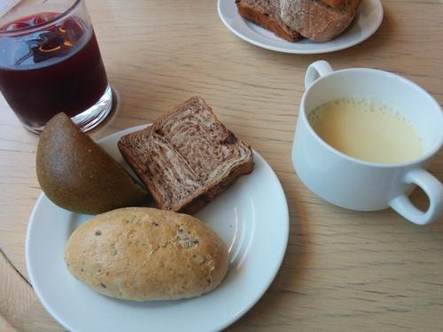 子連れカフェ、代官山チャノマにてランチ_e0123104_11365214.jpg
