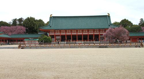 平安神宮 2015 さくら情報23_e0048413_21412823.jpg