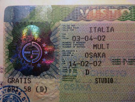 イタリア生活開始記念日_f0234936_714071.jpg