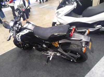 CB400SFにバイクザシート感想頂きました。_e0114857_201404.jpg
