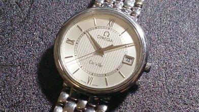 腕時計を買いました 『オメガ』デ・ヴィル_c0364960_19181833.jpg