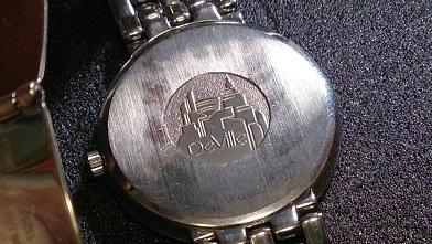 腕時計を買いました 『オメガ』デ・ヴィル_c0364960_19190264.jpg