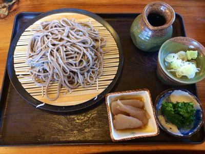 蕎麦 ⭐️ 昭和村 壱乃蔵_c0151965_15425343.jpg