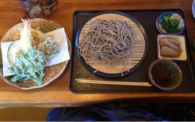 蕎麦 ⭐️ 昭和村 壱乃蔵_c0151965_1542556.jpg