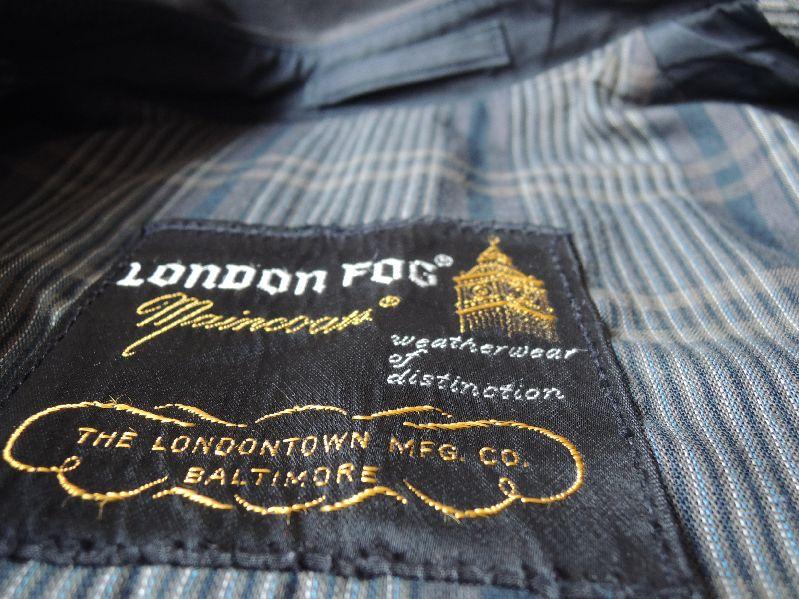 70S LONDON FOG SOUTIEN COLLAR COAT--RECOMMEND--_c0176867_14552698.jpg