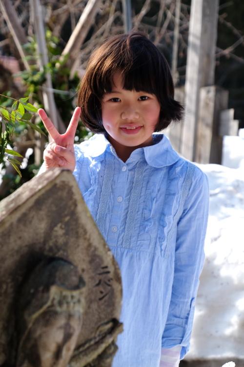 奥会津三島町西方 「西隆寺」 乙女三十三観音 2015・04・04_e0143883_21451670.jpg