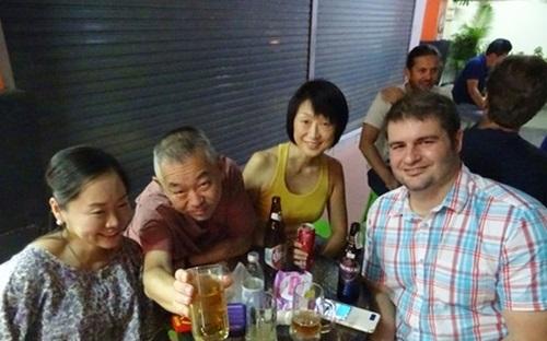 最近の私達☆チェンマイ,タイ_e0182138_14225895.jpg