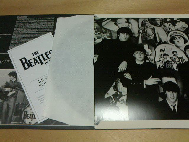 昨日到着レコ 〜 The Beatles In Mono / その5_c0104445_22143835.jpg
