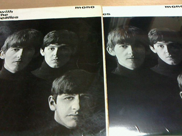 昨日到着レコ 〜 The Beatles In Mono / その5_c0104445_22154416.jpg