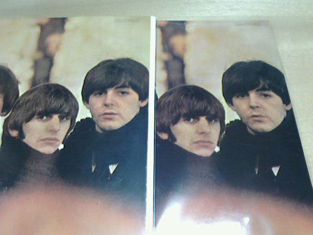 昨日到着レコ 〜 The Beatles In Mono / その5_c0104445_221671.jpg