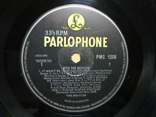 昨日到着レコ 〜 The Beatles In Mono / その5_c0104445_22185297.jpg