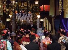 本行寺 『十三詣り』前田家菩提寺で知恵を授かる_c0208355_14453655.jpg