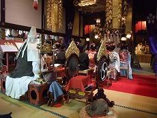 本行寺 『十三詣り』前田家菩提寺で知恵を授かる_c0208355_1446475.jpg