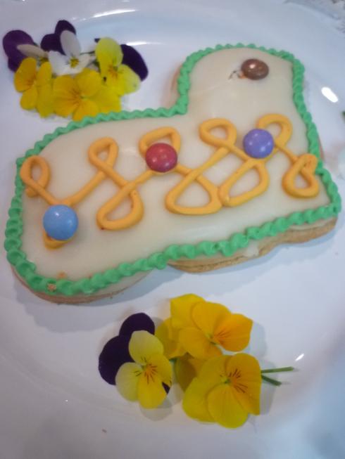 イースターサンデー2015  A very Happy Easter to you 。。。 *。:☆.。† _a0053662_19574260.jpg