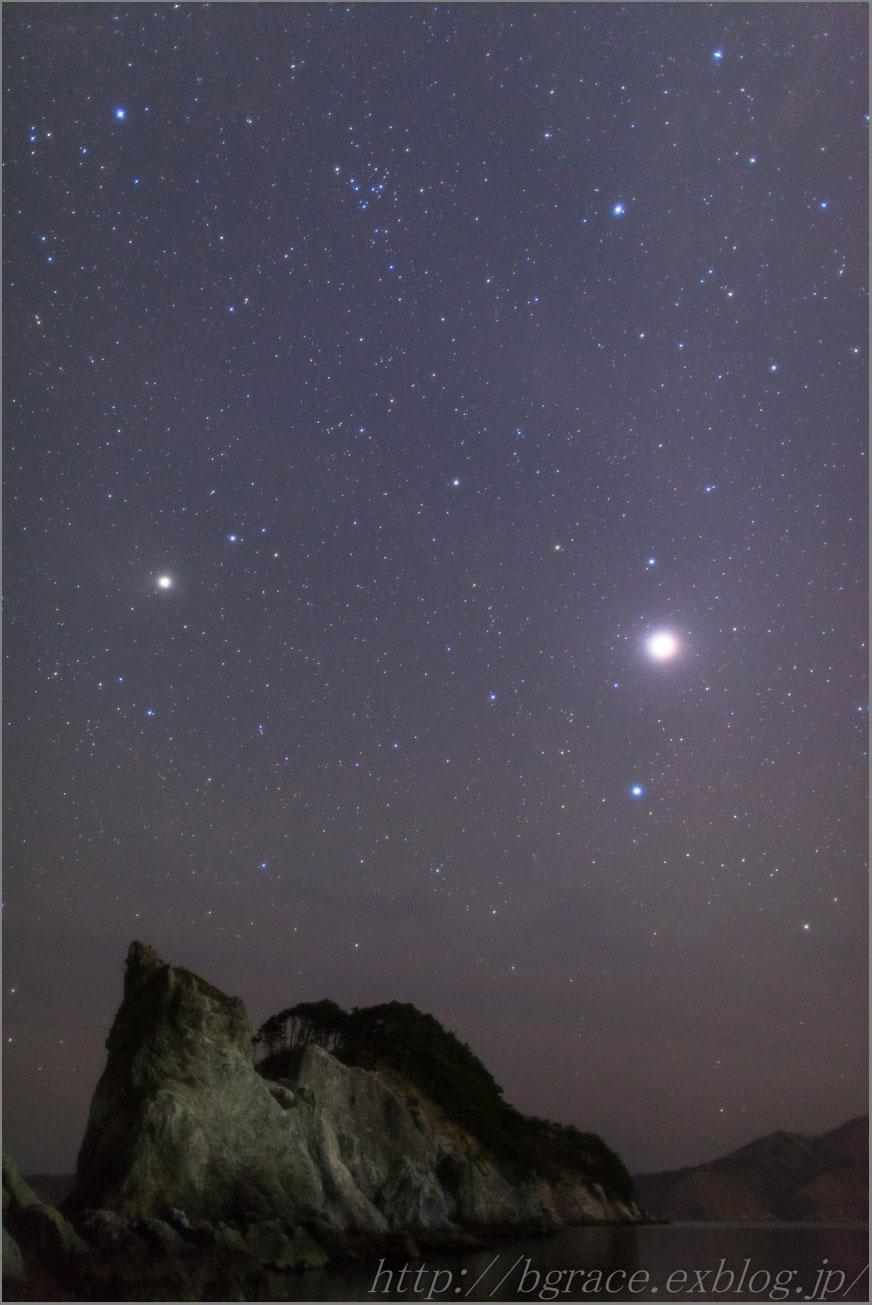 皆既月食中の星空_b0191074_14542966.jpg