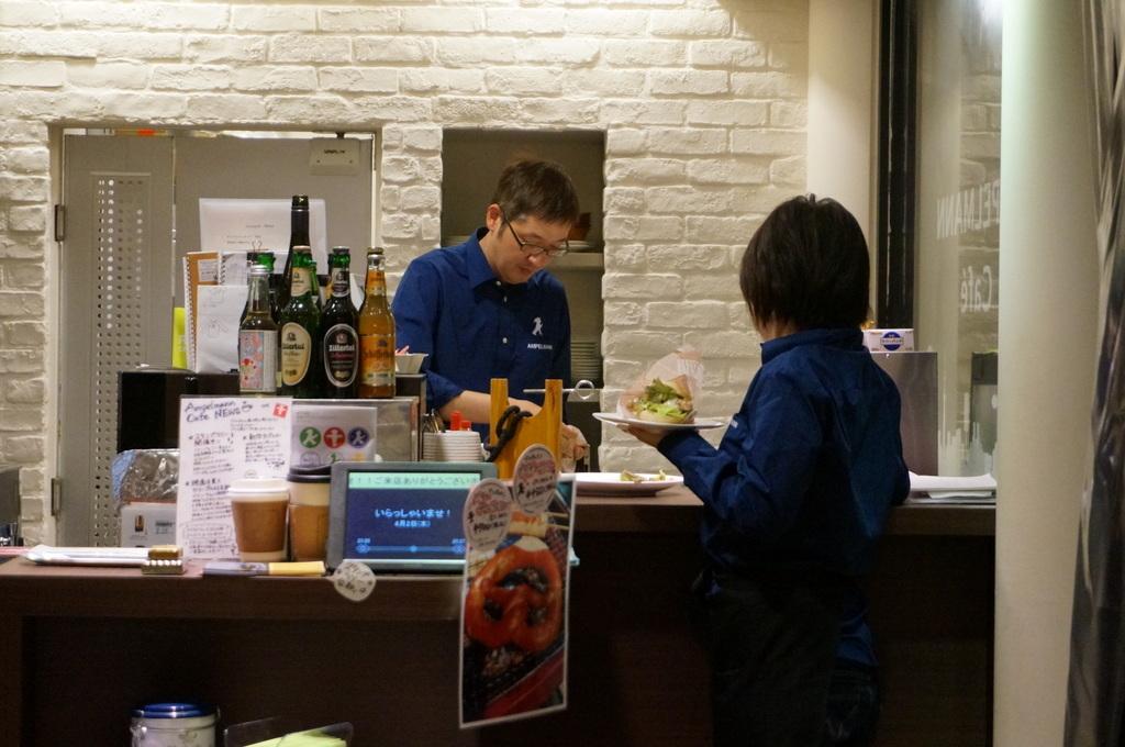 恵比寿のAMPELMANN Cafe Tokio_c0180686_11292330.jpg