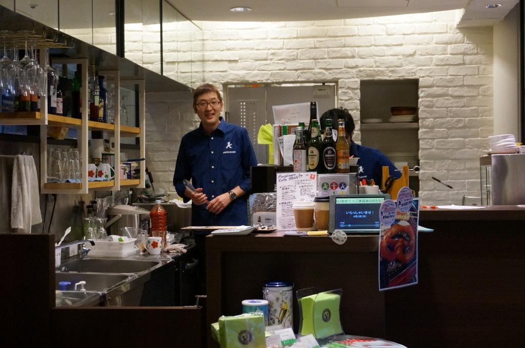 恵比寿のAMPELMANN Cafe Tokio_c0180686_11301166.jpg