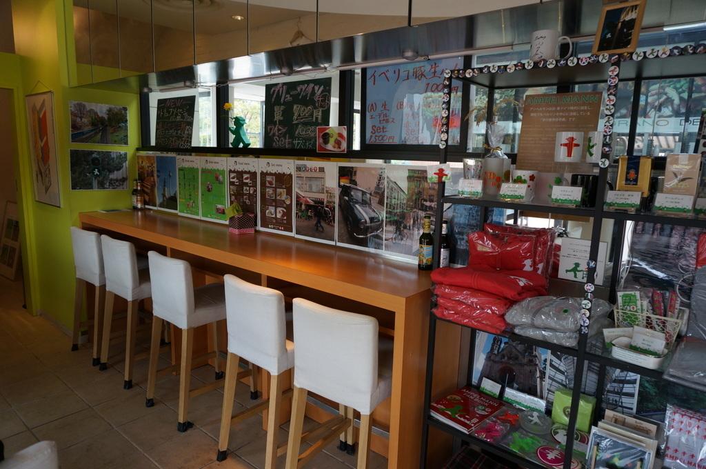恵比寿のAMPELMANN Cafe Tokio_c0180686_11315423.jpg