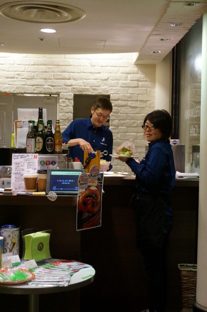 恵比寿のAMPELMANN Cafe Tokio_c0180686_11325413.jpg