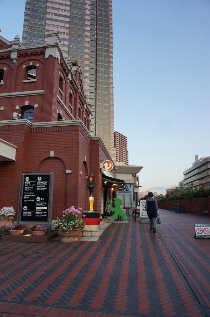 恵比寿のAMPELMANN Cafe Tokio_c0180686_11330863.jpg