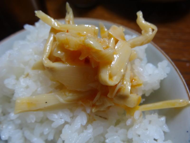 玉子焼き、茄子とピーマンの甘味噌炒め、キムチ納豆、天麩羅と饂飩、コールスロー、レトルトのカレーです。_c0225997_21405714.jpg