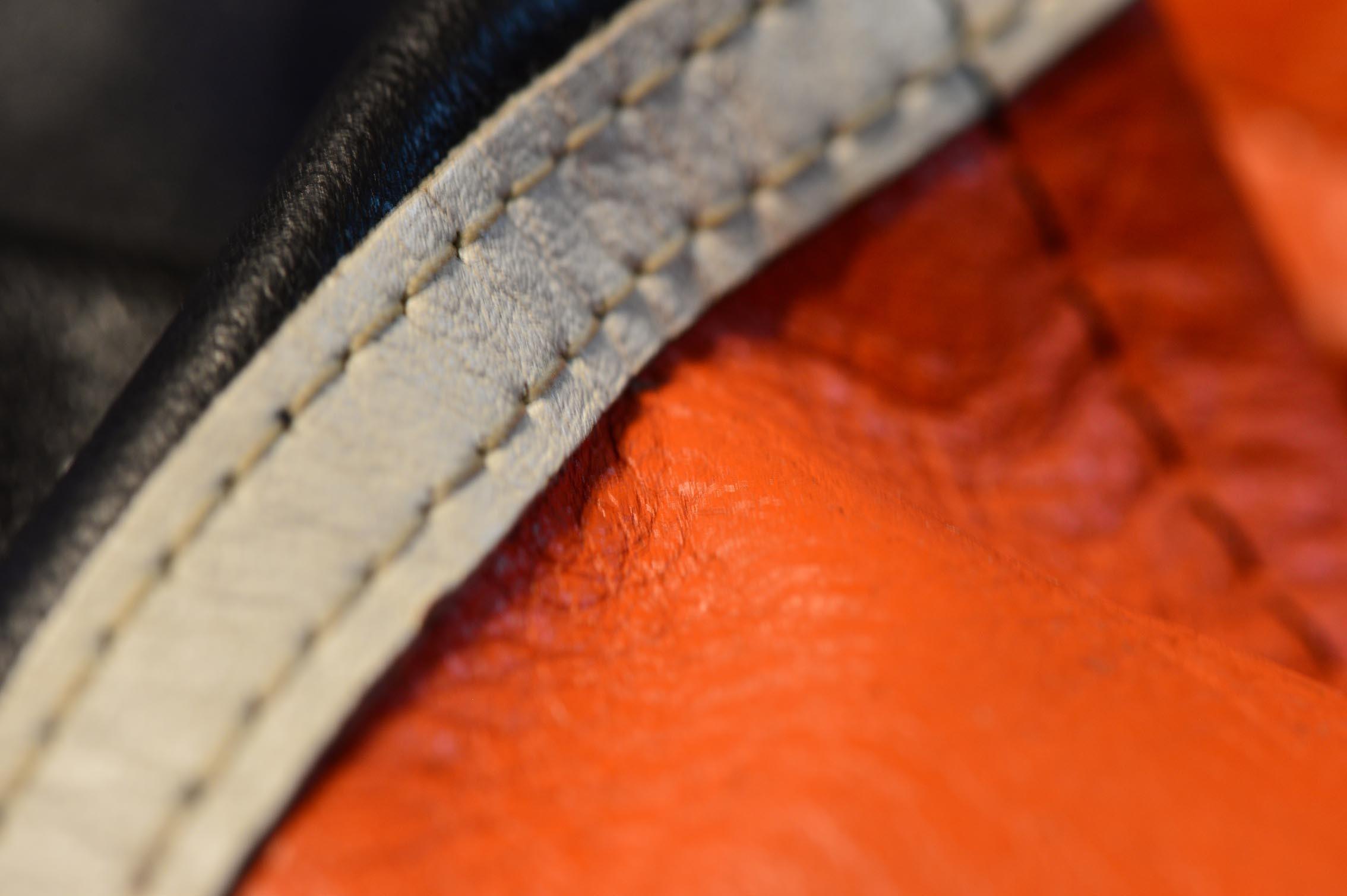 ジャケット皮革考察5  バンソン ライダース カウハイド/ハーレーカラー_b0310424_11422121.jpg