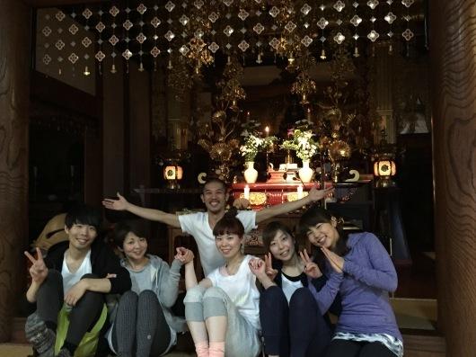 寺yoga GO! GO!_a0267845_21551595.jpg