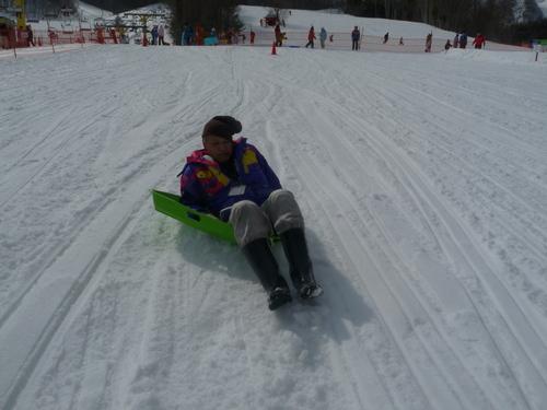 「スキー」_c0214657_1855188.jpg