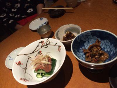 驀仙坊 (ばくざんぼう)⭐️中目黒のお蕎麦_c0151965_22191548.jpg