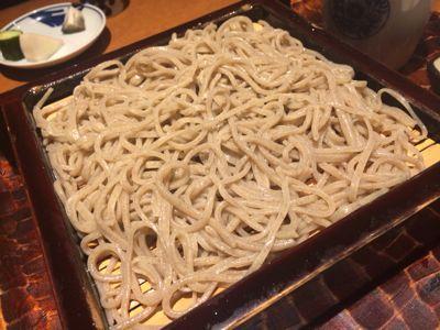 驀仙坊 (ばくざんぼう)⭐️中目黒のお蕎麦_c0151965_22191669.jpg