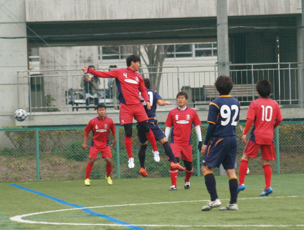 練習試合vs拓殖大学_a0109270_4555336.jpg