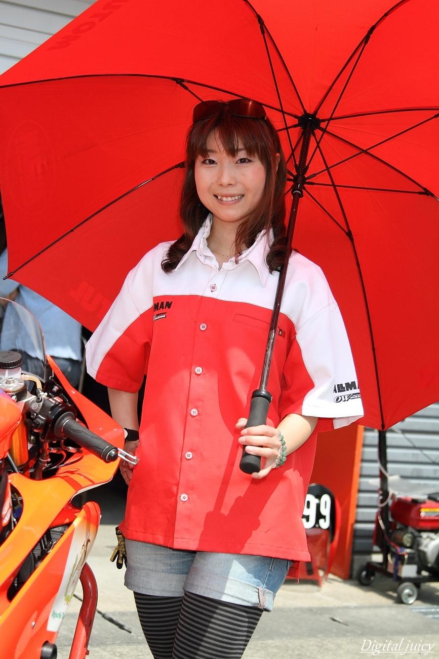浜野ゆきえ さん(ALLMAN & OW racing GAL)_c0216181_23165597.jpg