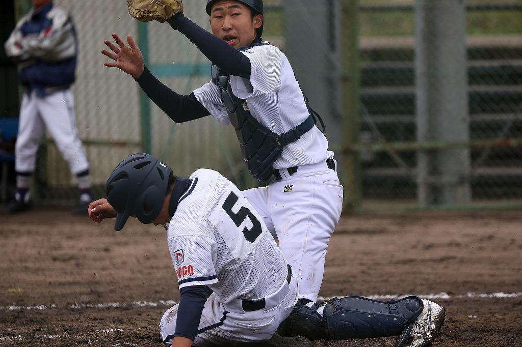 平成27年4月4日第32回阪神あわじ大会 vs氷上ボーイズ3_a0170082_21442982.jpg
