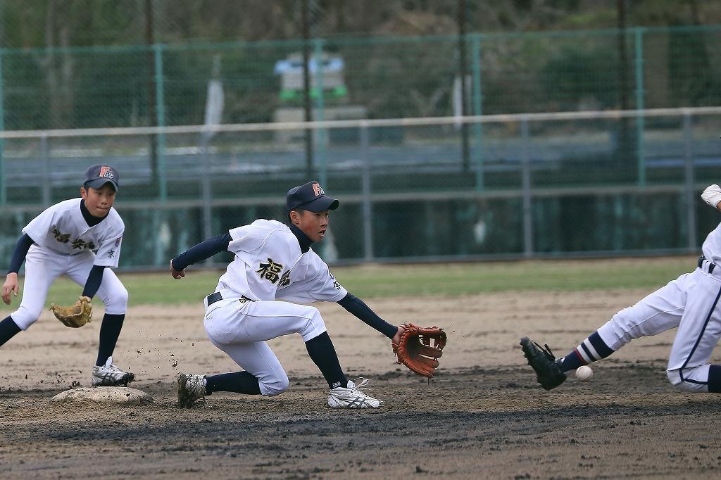 平成27年4月4日第32回阪神あわじ大会 vs氷上ボーイズ3_a0170082_21443962.jpg