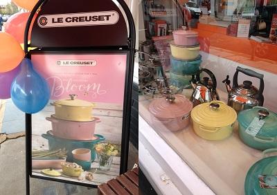 Le Creusetのクールミント_f0238789_0404952.jpg