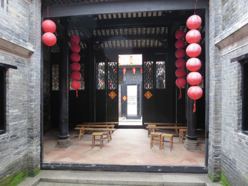 佛山市歴史的建築保存地区 林家_e0054299_15553047.jpg