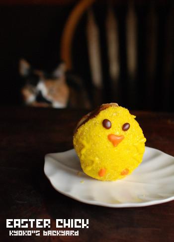 Easterのひよこドーナツ_b0253205_07533591.jpg