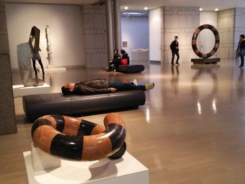現在開催中の横浜美術館のコレクション展から_e0091712_7482890.jpg