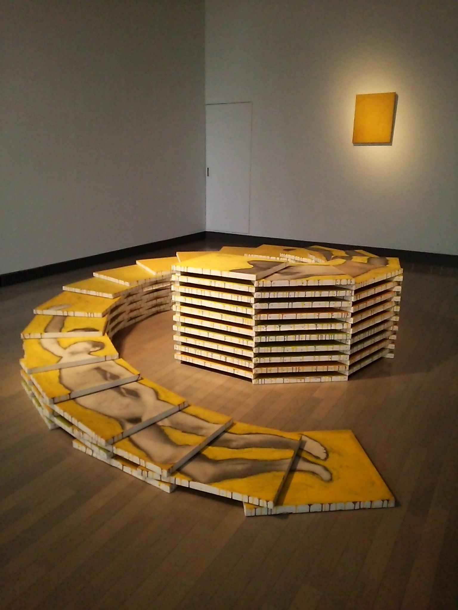 現在開催中の横浜美術館のコレクション展から_e0091712_7491832.jpg