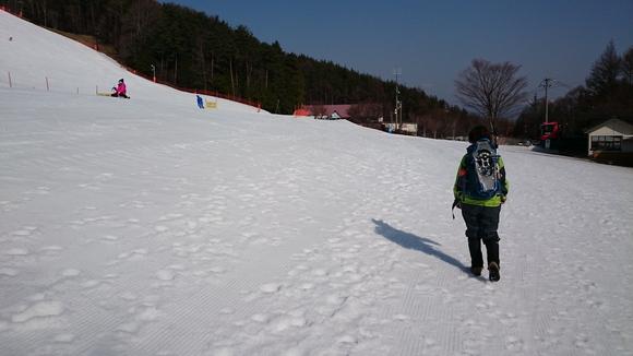 初めてのスノーシューは入笠山~♪_b0093515_22251658.jpg