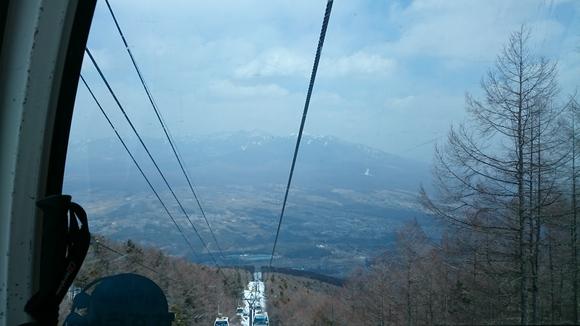 初めてのスノーシューは入笠山~♪_b0093515_23834100.jpg