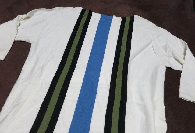 アメリカ仕入れ情報#6 50\'S~ Manhattan ボートネック7分Tシャツ!_c0144020_1055222.jpg