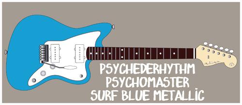 「Surf Blue MetallicのPsychomaster」を2本発売!_e0053731_14254235.jpg