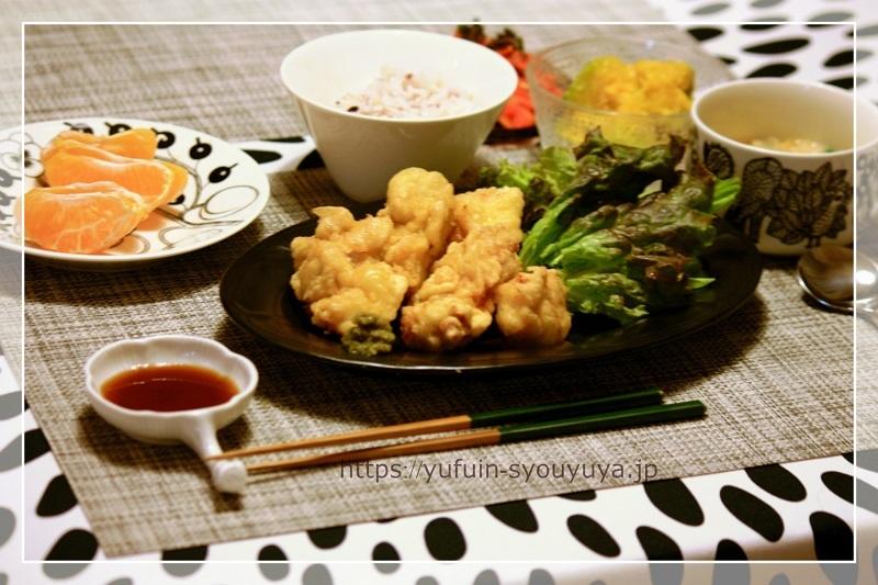 大分郷土料理とり天_c0357333_01063505.jpg