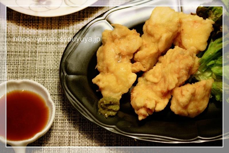 大分郷土料理とり天_c0357333_01065521.jpg