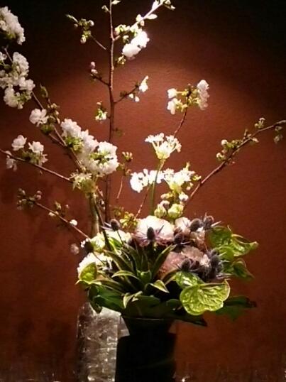 八重桜🌸_c0119937_1736414.jpg