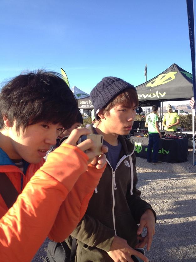 Hueco&Bishopツアー2015〜Hueco編〜_a0255552_2142883.jpg